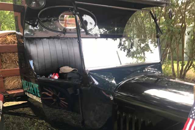 Cen-Tex Tin Lizzies Model T Ford Club News